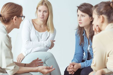 Gesprächstherapie
