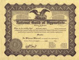 Hypnosetherapeut (NGH) Ausbildung Komplettpaket