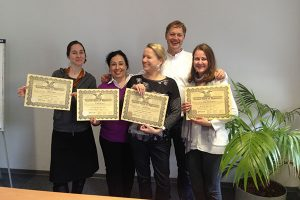 Certified Hypnotherapist  NGH Zertifizierung